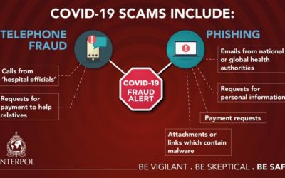 Advice on Coronavirus misinformation and email scams