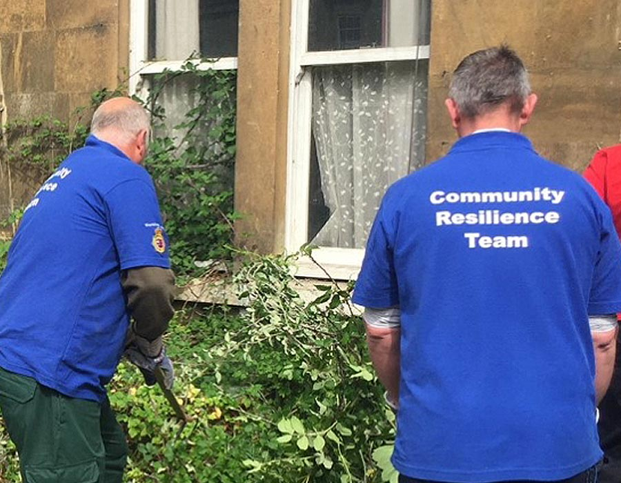 Building Community Resilience Feature