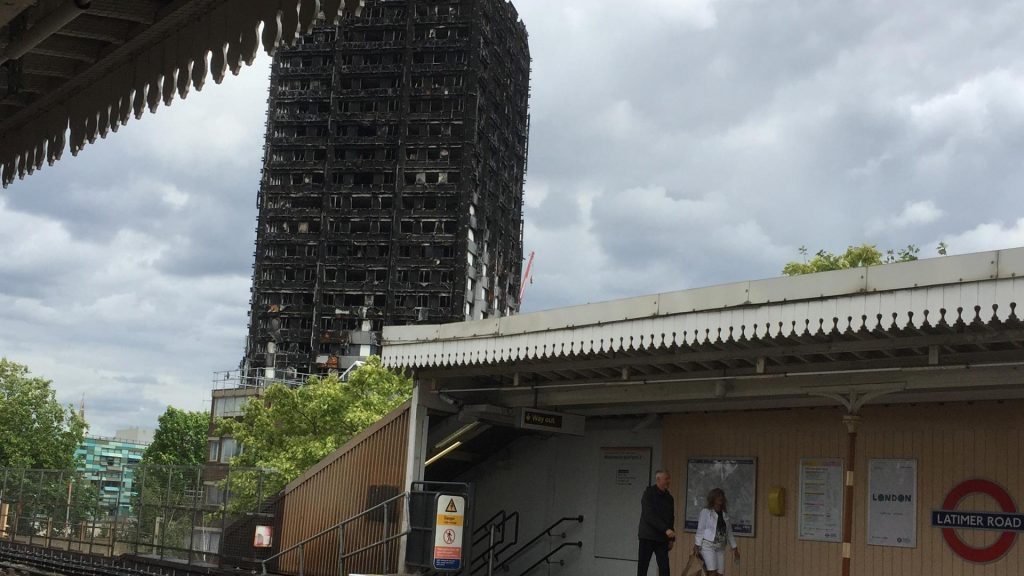 Grenfell Tower Feature