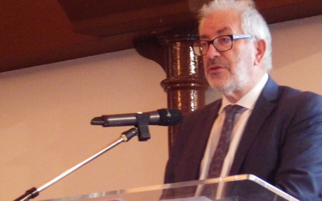 Manchester Arena – Lord Kerslake addresses EPS national event