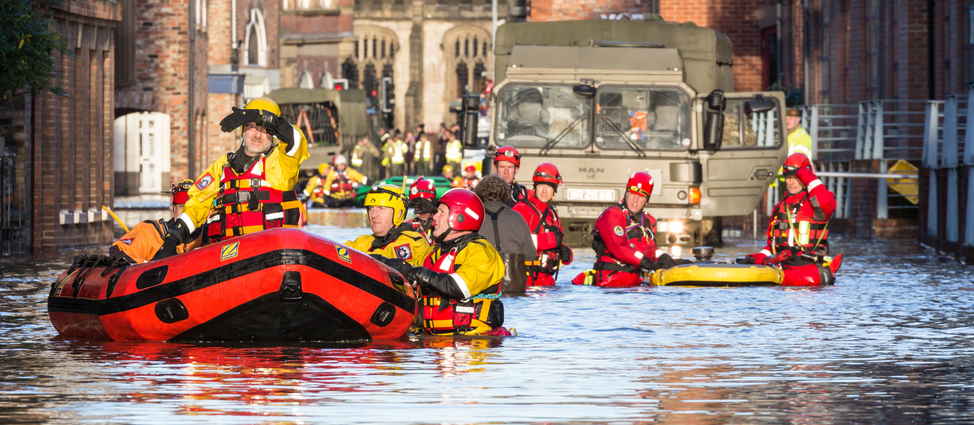 Flooding Resilience Group Launch – EPS Members Invited